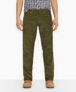 514 Straight Fit Corduroy Pants by Levi's in X-Men: Days of Future Past