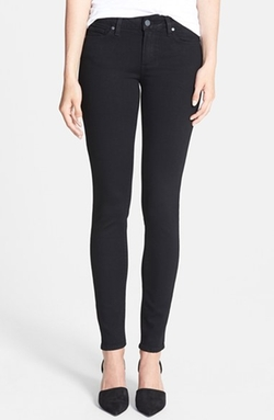 Transcend Verdugo Ultra Skinny Jeans by Paige Denim in The Blacklist