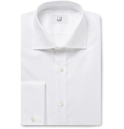 Cotton Oxford Shirt by Dunhill in Ballers