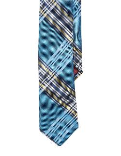 Plaid Tie by Original Penguin in Anchorman 2: The Legend Continues