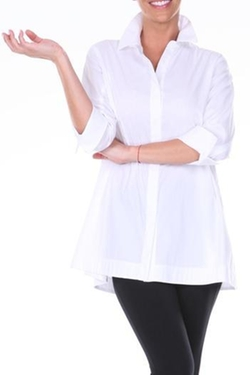 Button-Down Shirt by Comfy USA in Clueless