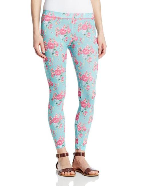 Women's St.Barts Floral Legging by Betsey Johnson in The Other Woman