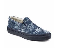 Striper Island-Print Slip-On Loafers by Sperry in Unbreakable Kimmy Schmidt