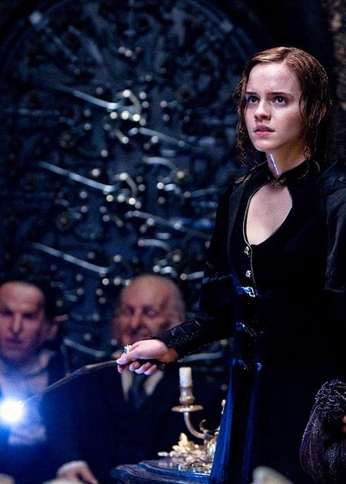 Custom Made Coat by Jany Temime (Costume Designer) in Harry Potter and the Deathly Hallows: Part 2