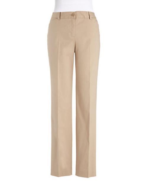'Samantha' novelty skinny trouser by MICHAEL KORS in Sabotage