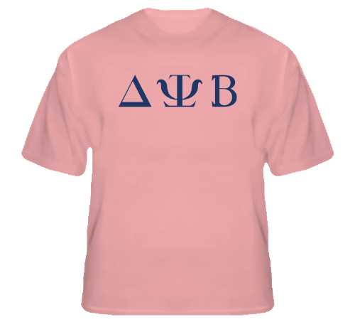 Delta Psi Beta T-Shirt by Dye Heads in Neighbors