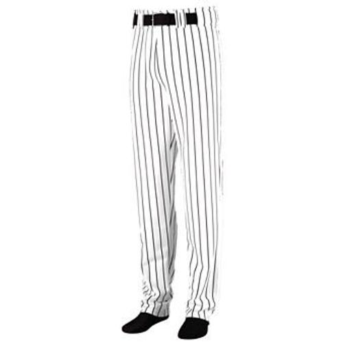 Striped Open Bottom Baseball/Softball Pants by Augusta in Interstellar
