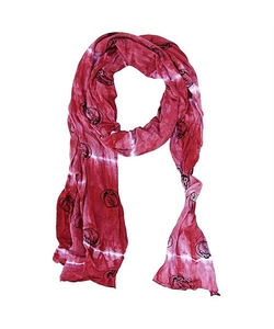 Grateful Dead Steal Your Face Scarf by Donni Charm in Confessions of a Shopaholic