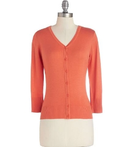 Charter School Cardigan by ModCloth in Mean Girls