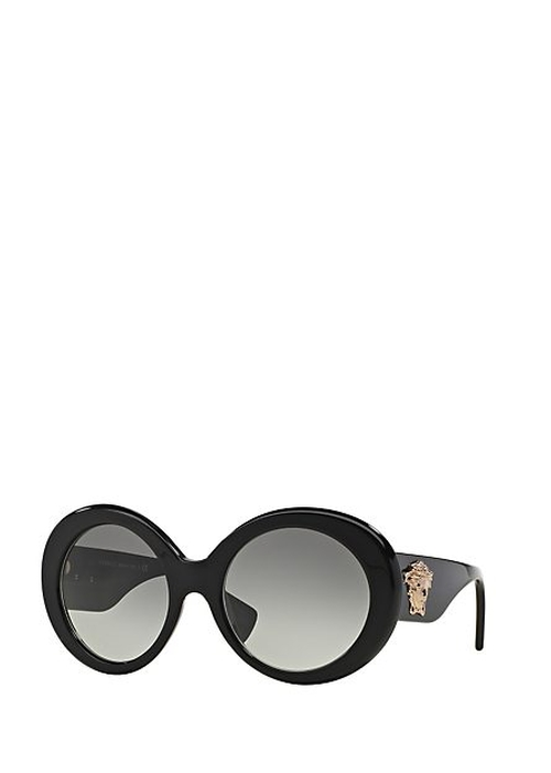 Black #PopMedusa Sunglasses by Versace in Empire - Season 2 Episode 8
