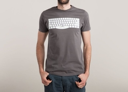 Spacebar Tee by Threadless in The Flash