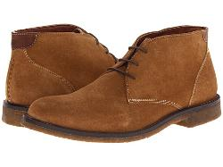Copeland Chukka Suede Boots by Johnston & Murphy in Warm Bodies