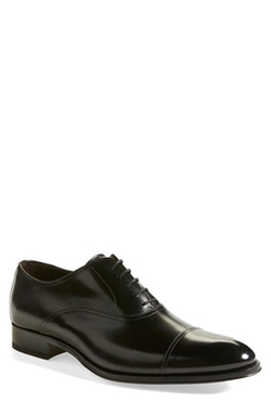 'Brandon' Cap Toe Oxford Shoes by To Boot New York in Steve Jobs