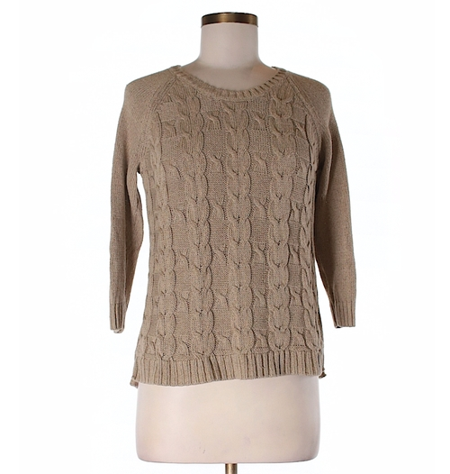 Pullover Sweater by Talbots in The Boss
