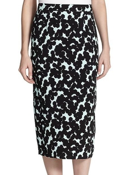 Floral-Print Pencil Skirt by A.L.C. in The Flash