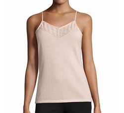 Cashmere Camisole by Neiman Marcus Cashmere Collection in Quantico