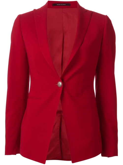 Slim Fit Blazer by Tagliatore in Scandal - Season 5 Episode 12