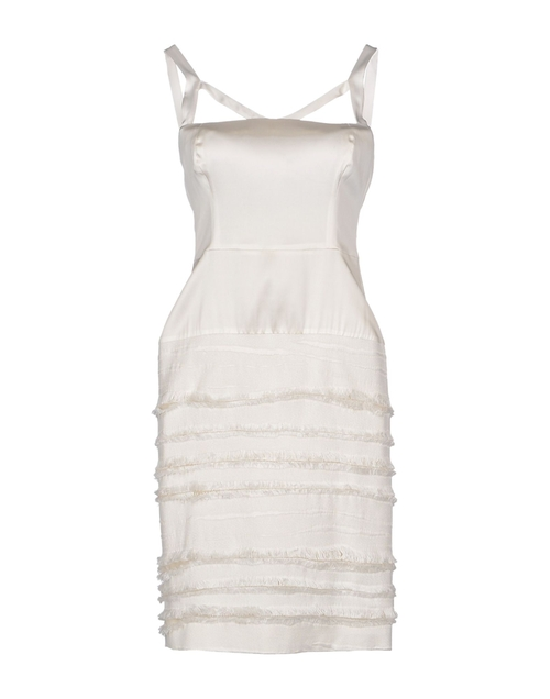 Sleeveless Short Dress by John Richmond in She's The Man