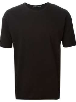 Crew Neck T-Shirt by Issey Miyake Men in Entourage