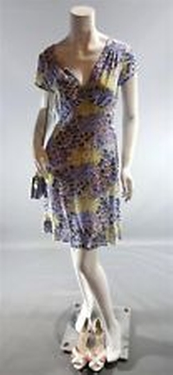 Custom Made Young Amanda Floral Dress by Ruth E. Carter (Costume Designer) in The Best of Me