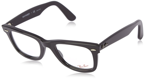 Original Wayfarer Eyeglasses by Ray Ban in The Disappearance of Eleanor Rigby