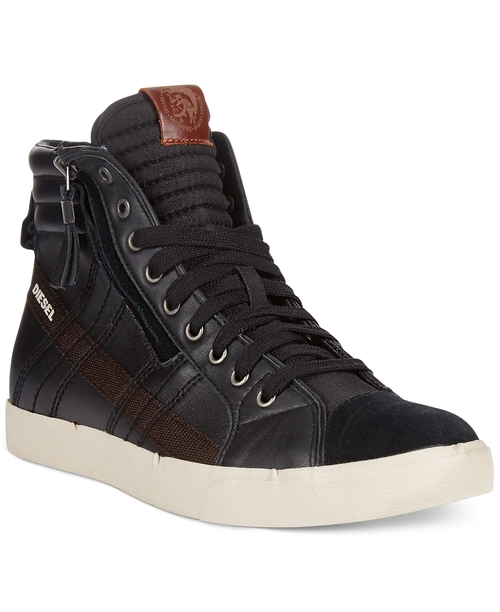 D-Velows D-String Hi-Top Sneakers by Diesel in Zoolander 2