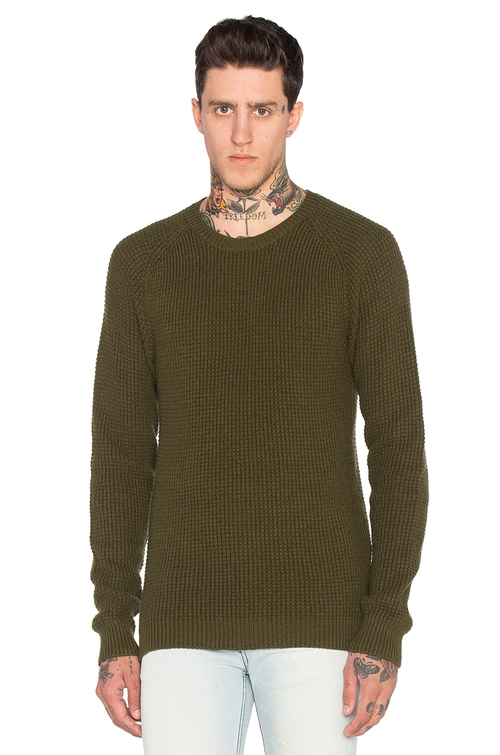 Crew Neck Sweater  by Blk Dnm in Collateral Beauty