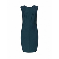 Staciad Chintz Curved Suit Dress by Ted Baker in House of Cards