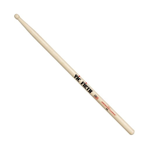 Classic 3a Drumsticks by Vic Firth in Dope