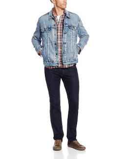 Men's Relaxed Trucker Jacket by Levi's in The Boy Next Door