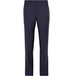 Dixon Slim-Fit Wool-Blend Suit Trousers by Acne Studios in Self/Less