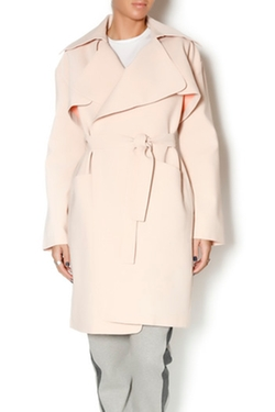 Bonded Trench Coat by Achro in Mistresses
