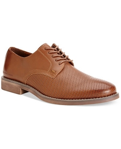 Onyx Perforated Oxford Shoes by Calvin Klein Jeans in A Walk in the Woods