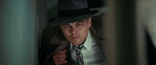 Custom Made Fedora Hat (Leonardo DiCaprio) by Sandy Powell (Costume Designer) in Shutter Island