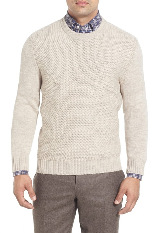 Regular Fit Crewneck Sweater by Lora Gi in The Great Gatsby