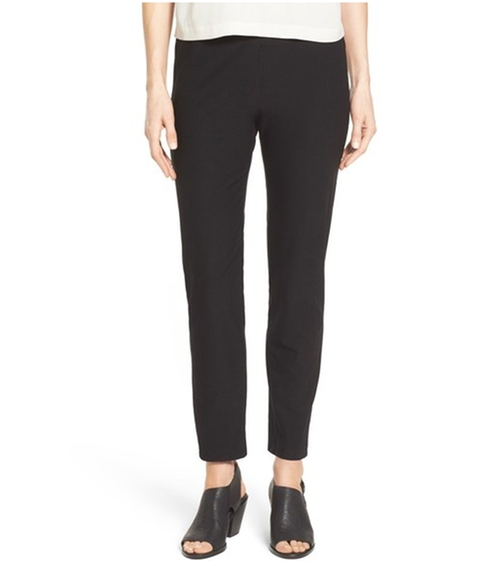 Slim Ankle Pants by Eileen Fisher in The Boss