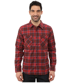 Flannel Long Sleeve Shirt by Mountain Hardwear in The Big Bang Theory