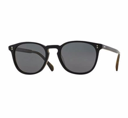 Finley Esq. 51 Acetate Polarized Sunglasses by Oliver Peoples in Suits