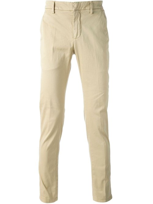 'Gaubert' Chinos by Dondup in Blackhat