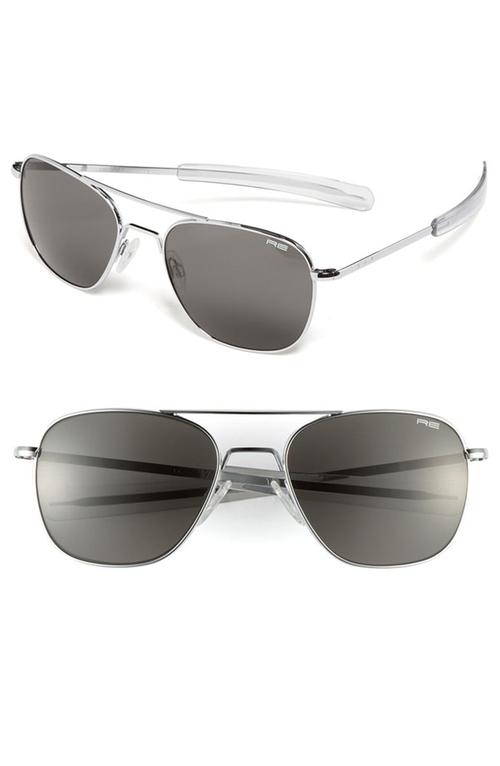 Aviator Sunglasses by Randolph Engineering in The Other Woman
