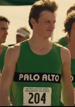 Custom Made Palo Alto Running Tank Top by Sophie De Rakoff (Costume Designer) in McFarland, USA