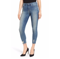 Good Legs Crop Skinny Jeans by Good American in Keeping Up With The Kardashians