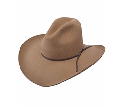Wool Peacemaker Cowboy Hat by John Wayne in Kingsman: The Golden Circle
