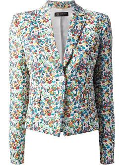 'Liberty' Floral Jacket by Versace in The Hundred-Foot Journey