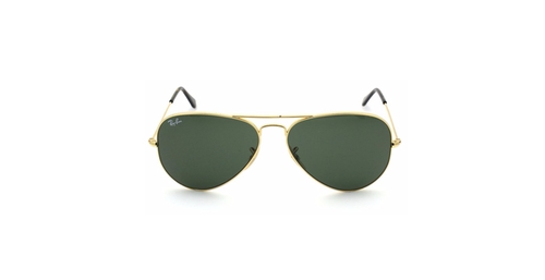 RB3025 Aviator Sunglasses by Ray-Ban in Gossip Girl - Series Looks