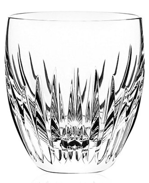 Double Old-Fashioned Glasses by Baccarat Massena in While We're Young