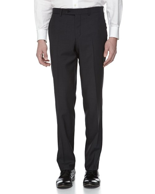 Wool Suiting Dress Pants by Ted Baker in The Boy Next Door
