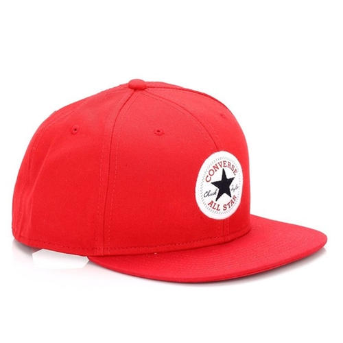 All Star Red Snapback Cap by Converse in We Are Your Friends