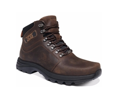 Elkhart Waterproof Lace-Up Boots by Rockport in Animal Kingdom