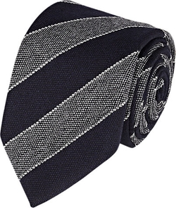 Diagonal Striped Flannel Necktie by Bigi in The Blacklist